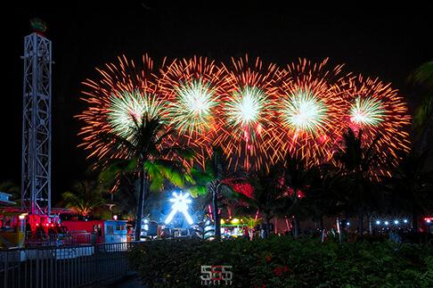 manila fireworks