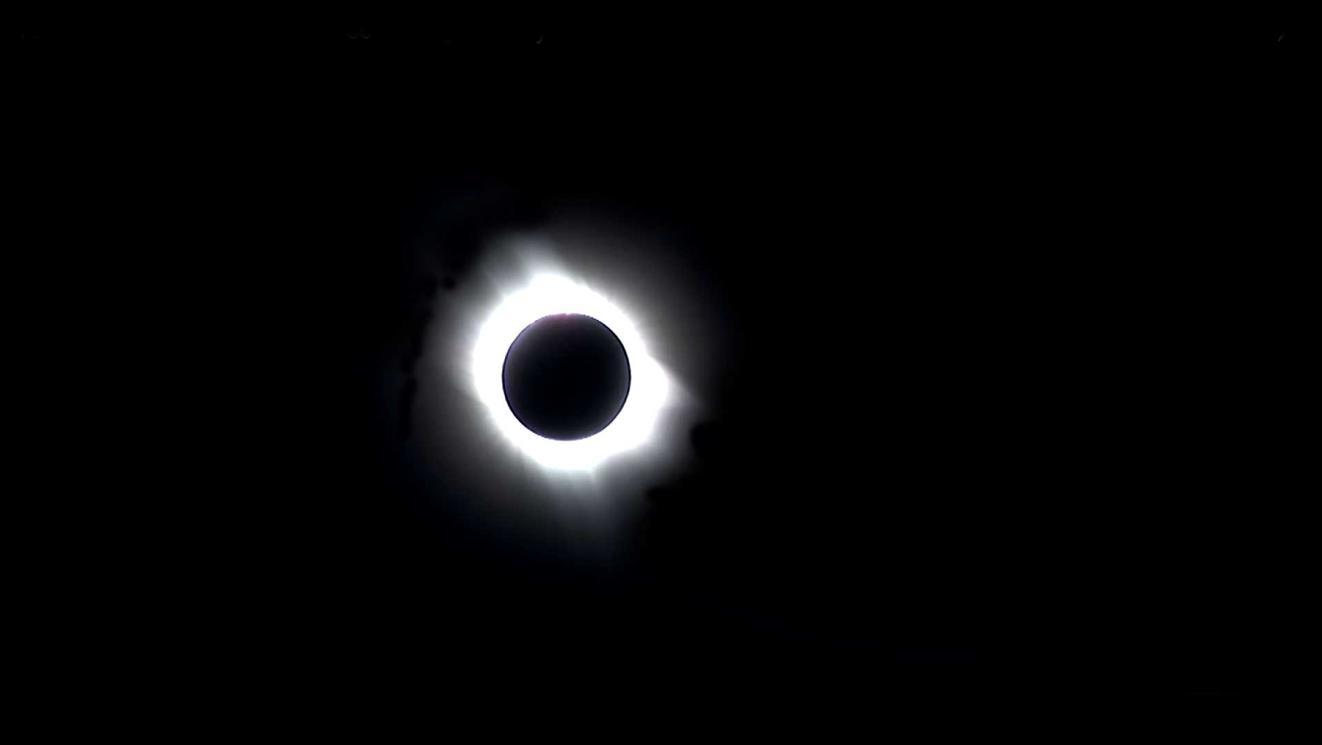Güneş tutulması resmi