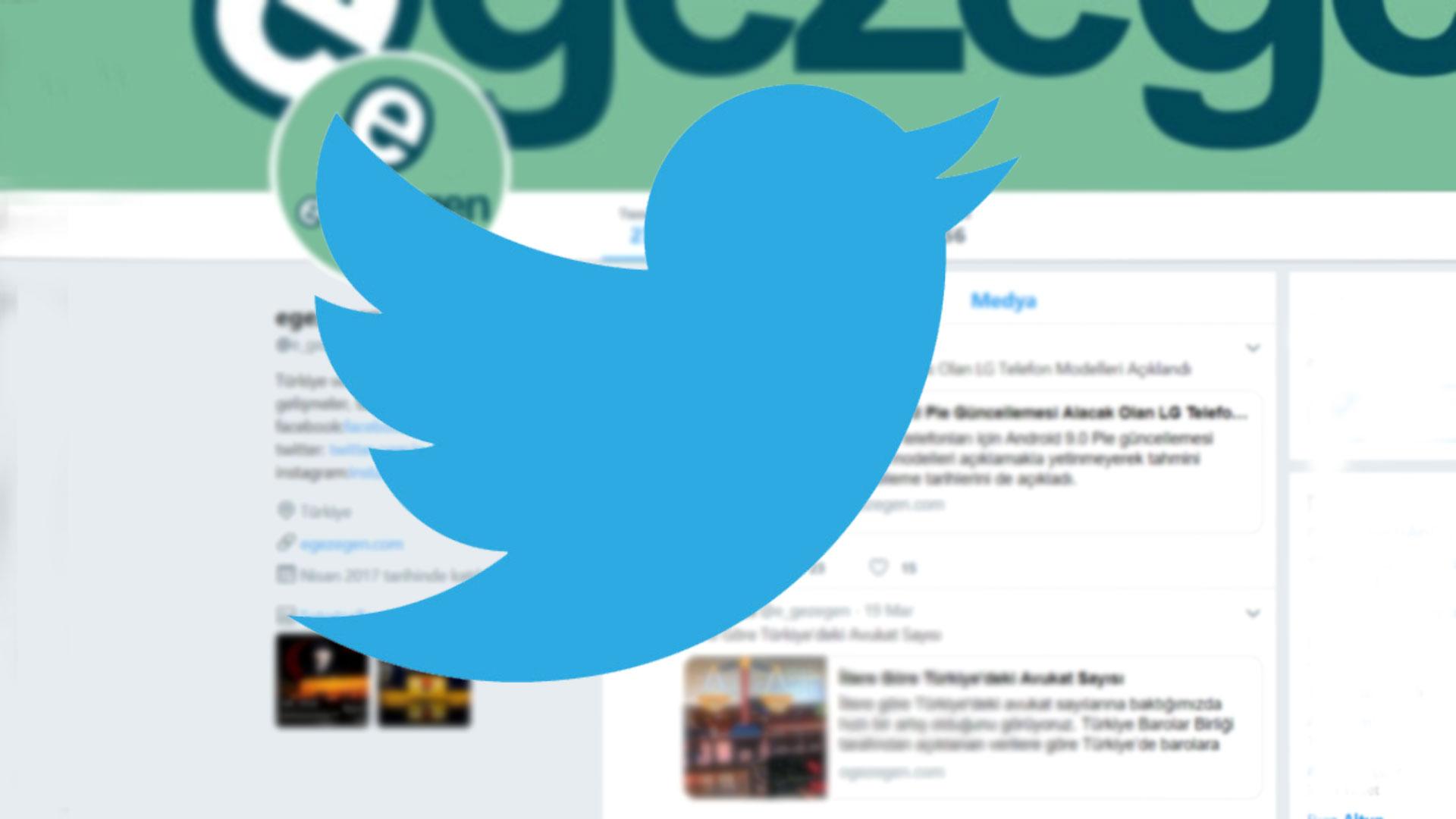 Twitter'da Tüm Tweetleri Silme