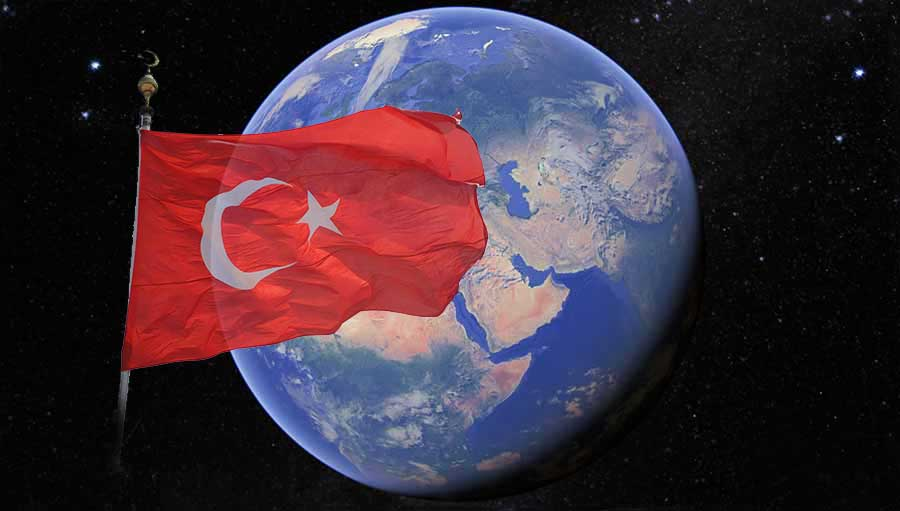 Avrupa ve diğer ülkelerde yaşayan Türk nüfusu