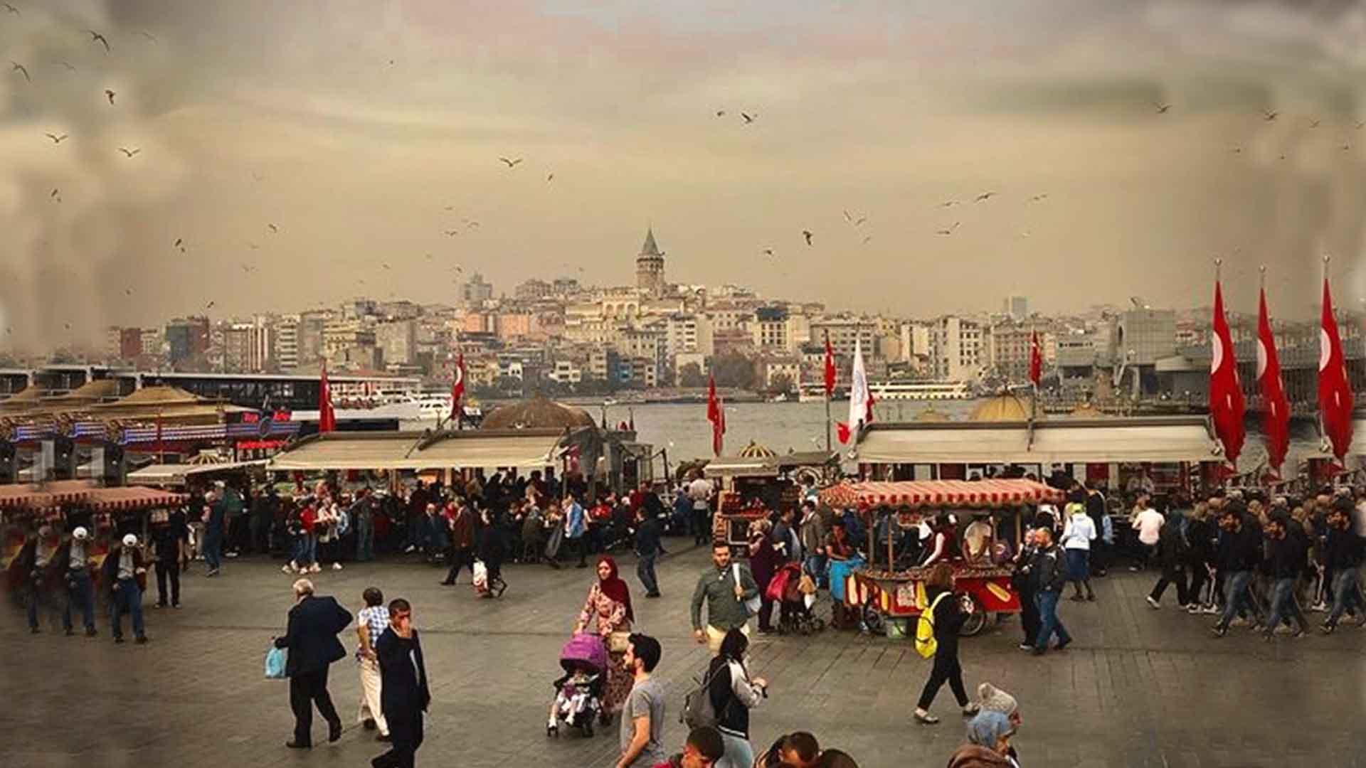 Türkiye Nüfusunun Yaş Gruplarına Göre Dağılımı