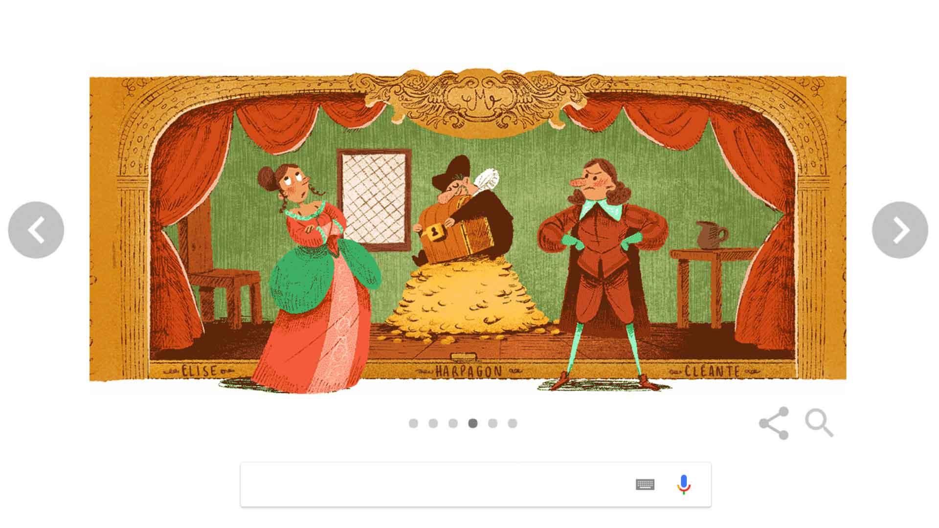 Fransız Oyun Yazarı ve Oyuncu Molière Doodle Oldu?fit=thumb&w=418&h=152&q=80