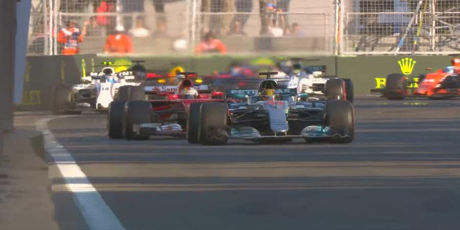 Formula 1 2018 Takvimi