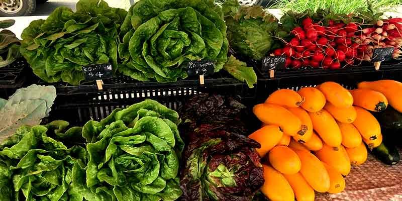 Sebze ve Meyvelerin Kalori Cetveli