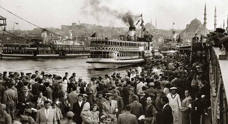 İstanbul Yıllara Göre Nüfus farkları