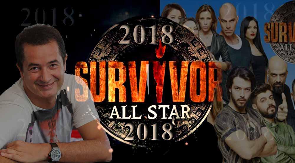 Survivor 2018 All Star Yarışmacıları