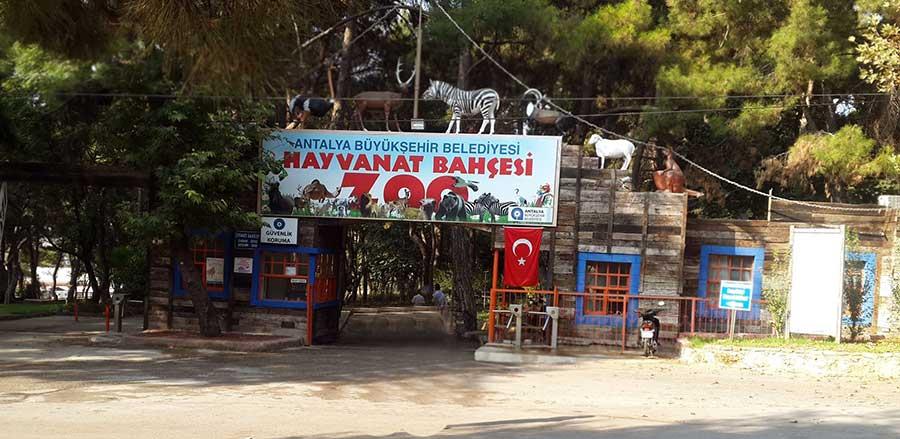 Antalya Hayvanat Bahçesi