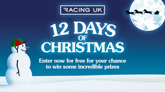V01 racing uk 12 days of christmas snow jockey 632x354 promo