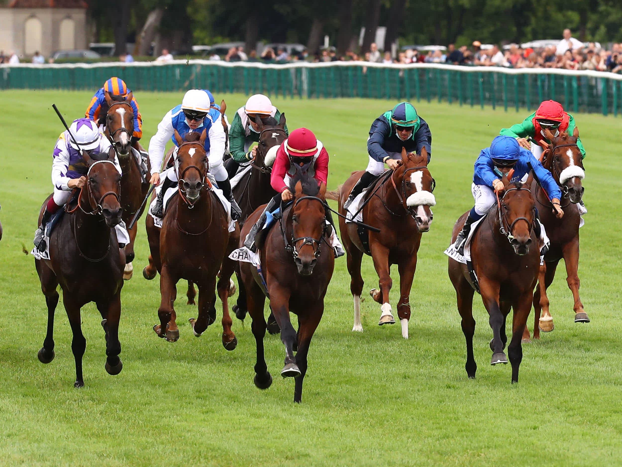 Prix du jockey club 2021 betting sites texas hold em tournament betting strategy