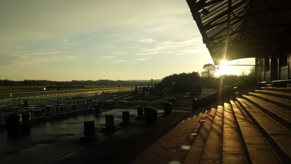 musselburgh stand sunset