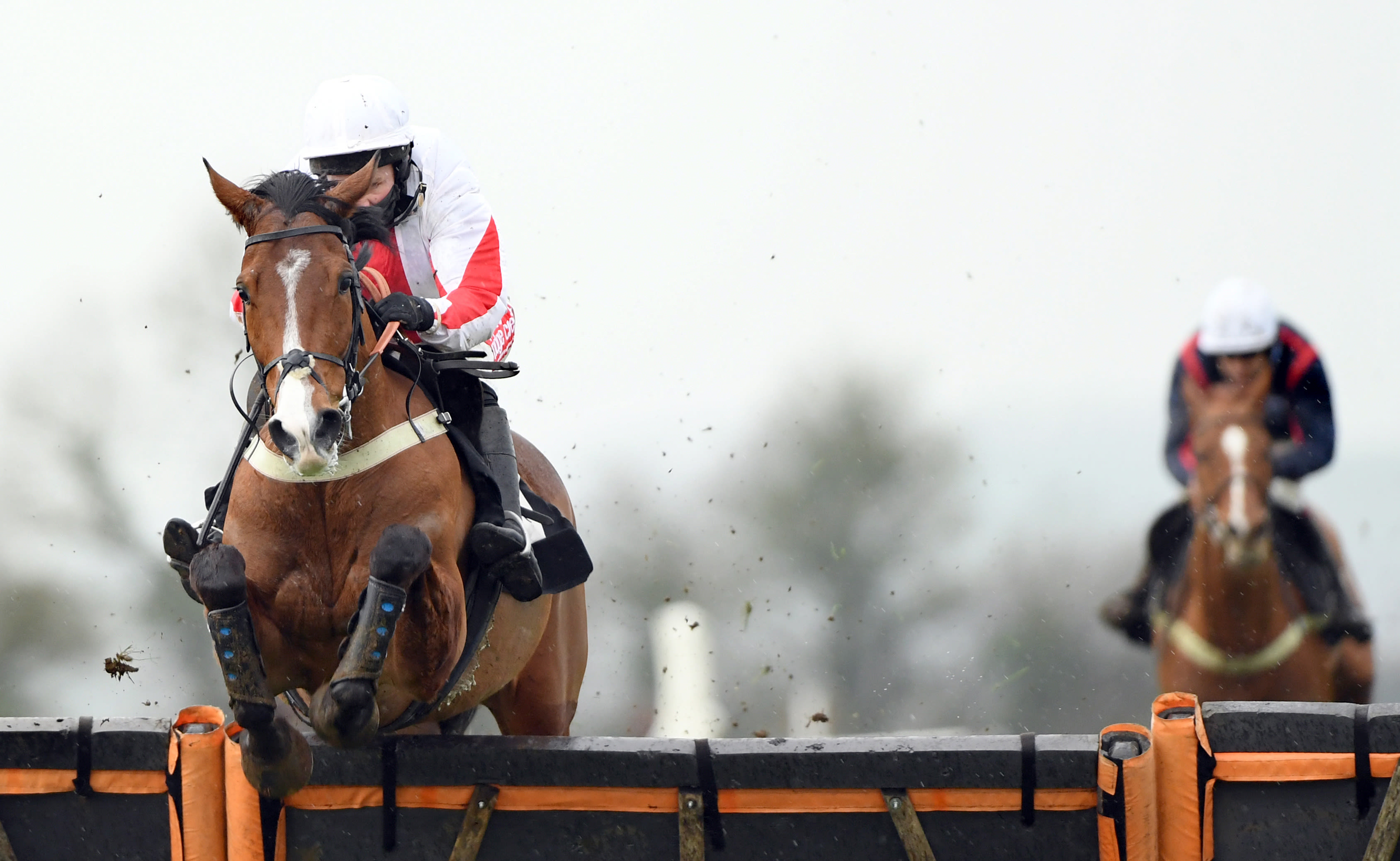 Goshen returned to form in style at Wincanton on Saturday (Pic: Focusonracing)