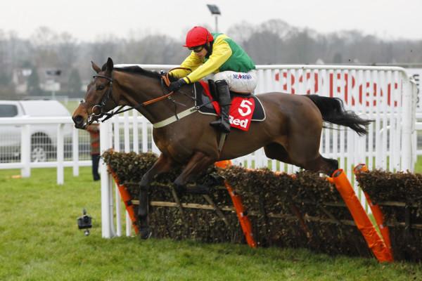 Finians Oscar - Sandown - Tolworth Hurdle