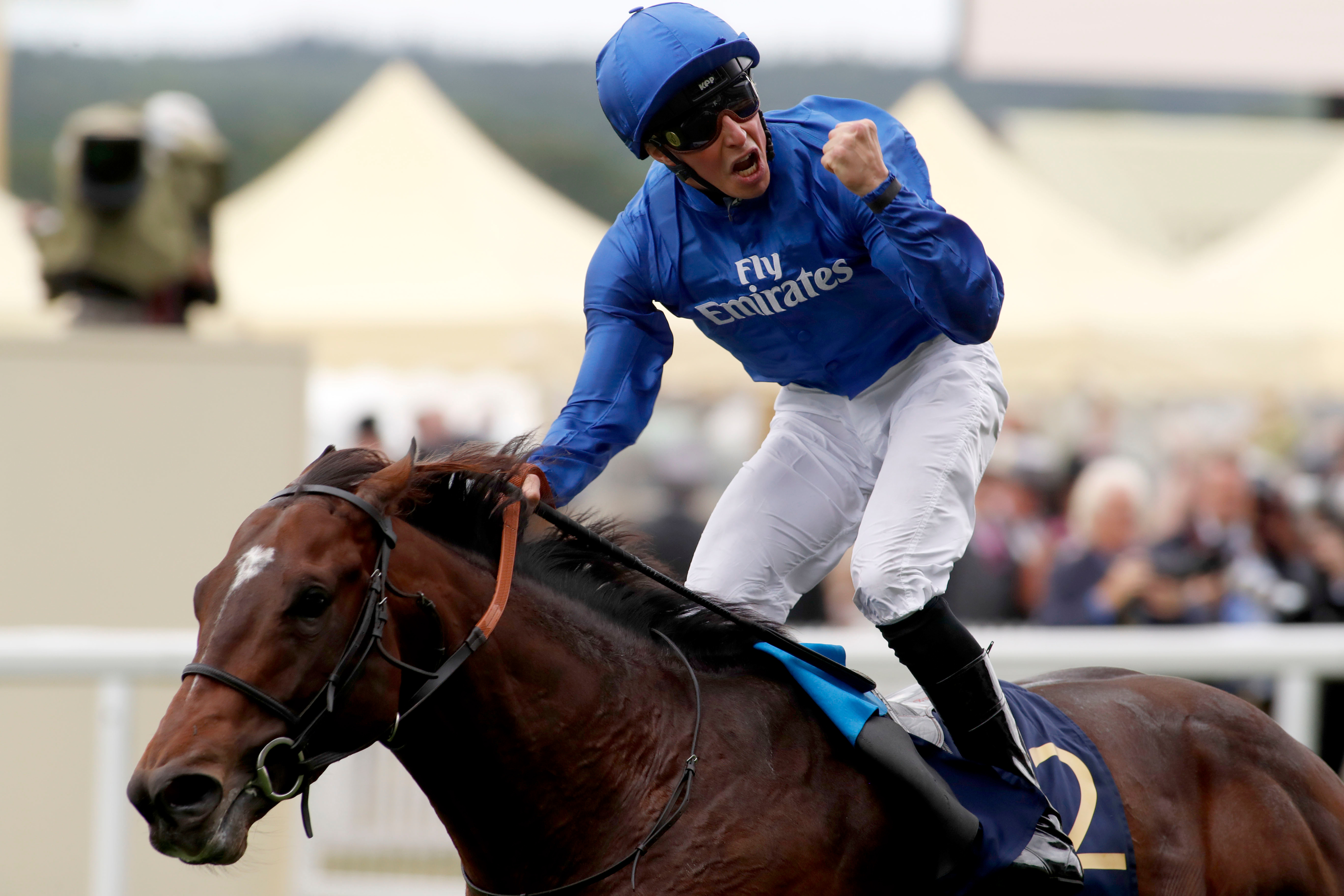 Blue Point - William Buick - Focusonracing - Royal Ascot 2018