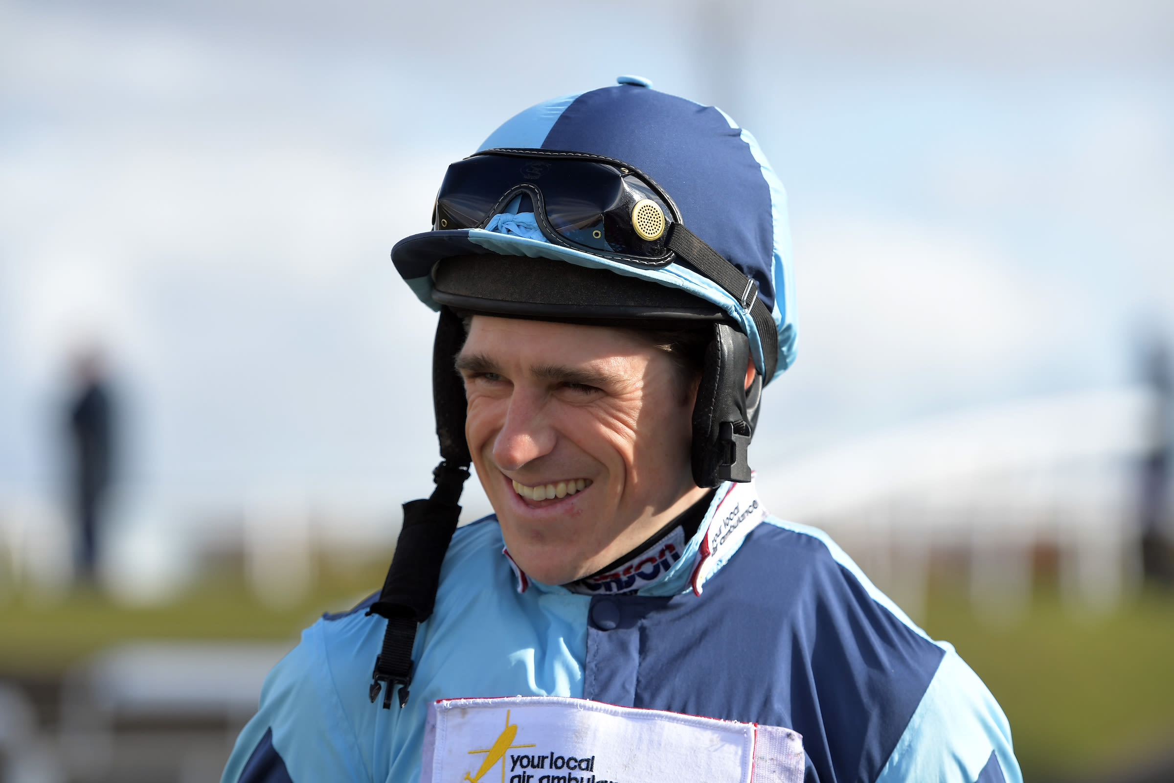 Harry Skelton has six rides at Ayr on Sunday