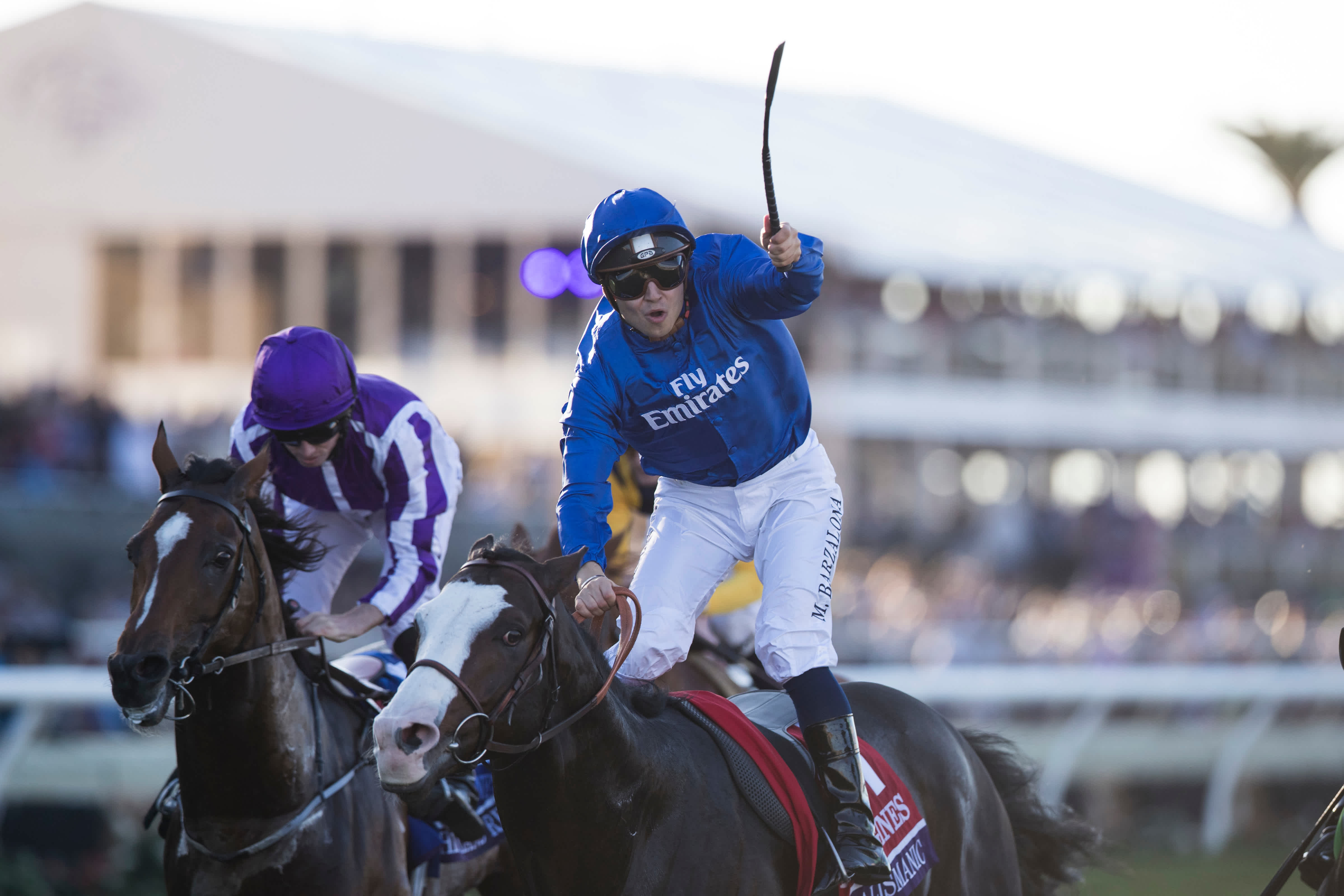 Talismanic Performance From Godolphin In Breeders Cup Turf