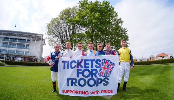 Tickets For Troops - BHA