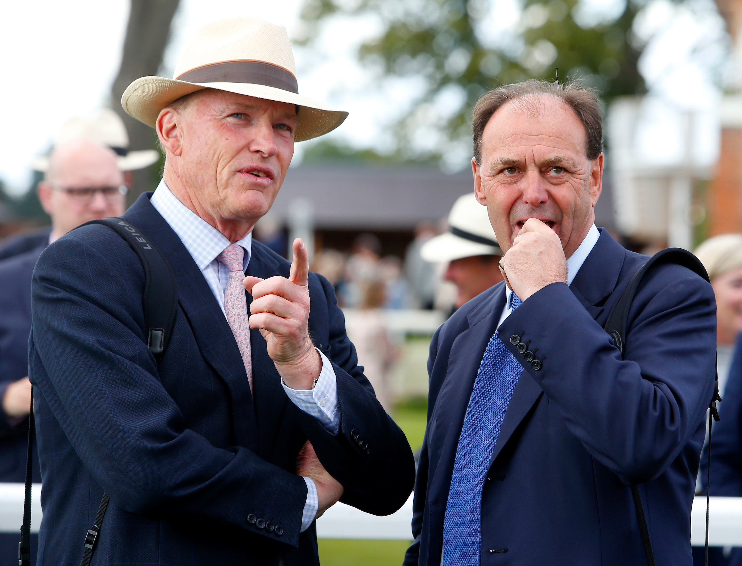 When a plan comes together: John Gosden and Angus Gold at York - FocusOnRacing