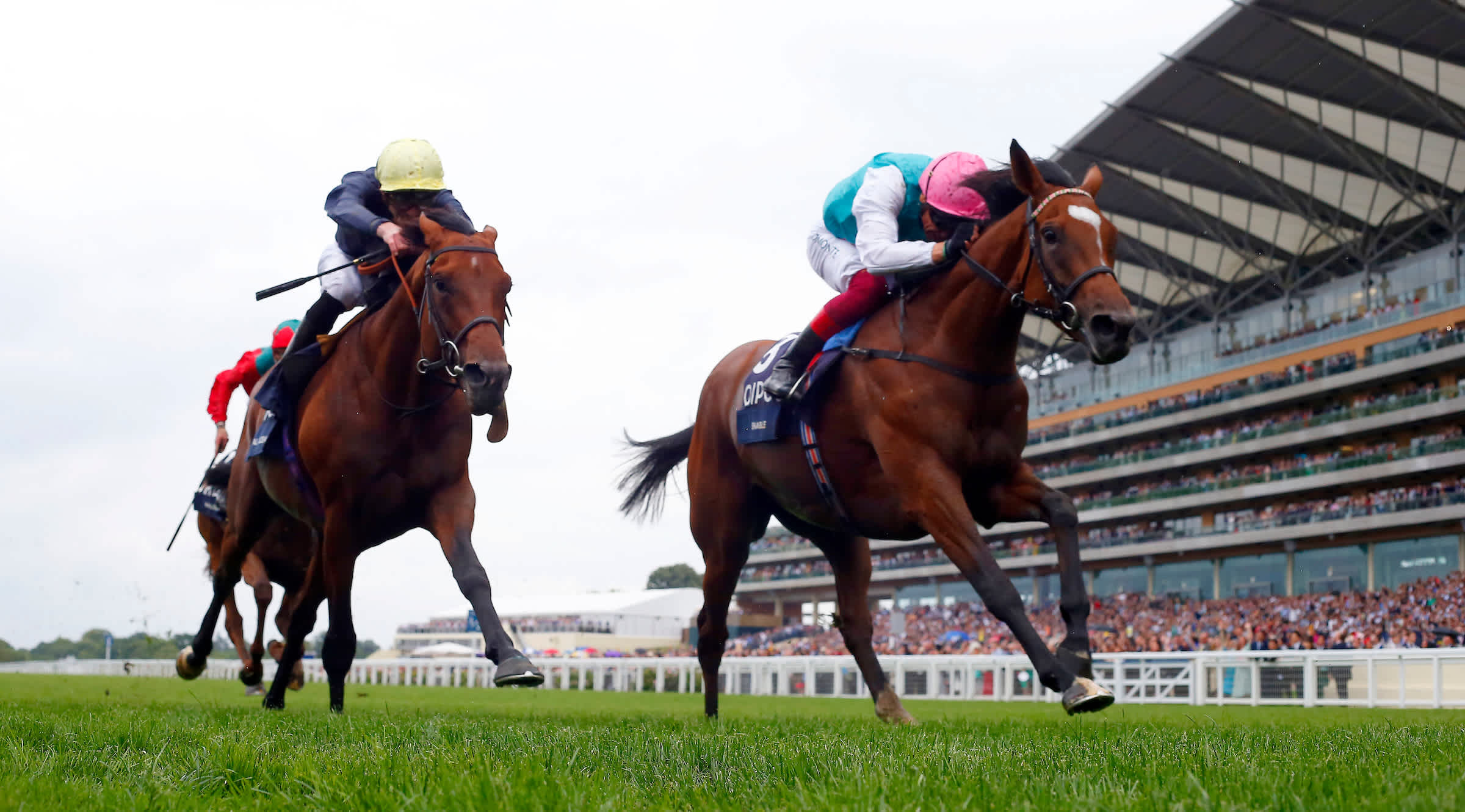 Comment: Enable and Crystal Ocean stir the soul with epic