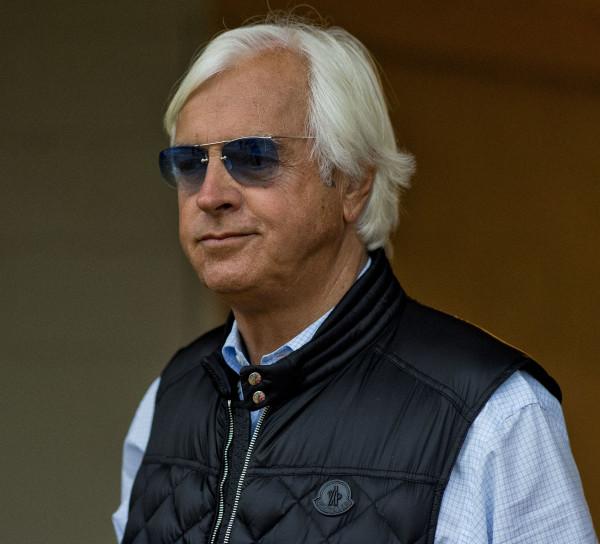 Bob Baffert - Del Mar - EclipseSportswire