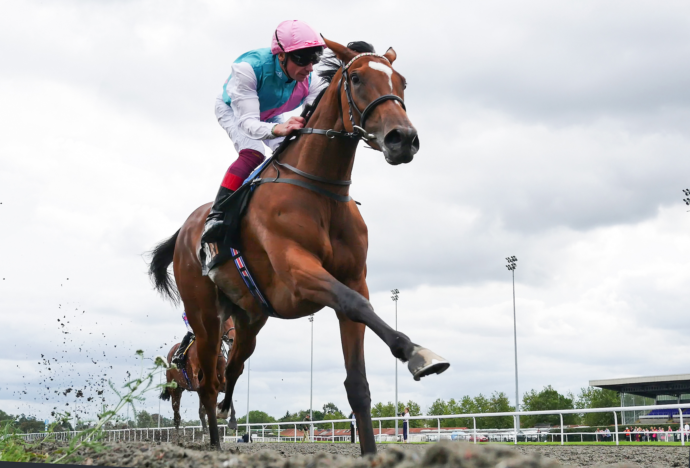 Enable impressed when winning the September Stakes on her return at Kempton (FocusOnRacing)