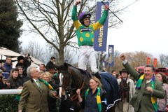 Ruby Walsh on Kauto Star for Facebook