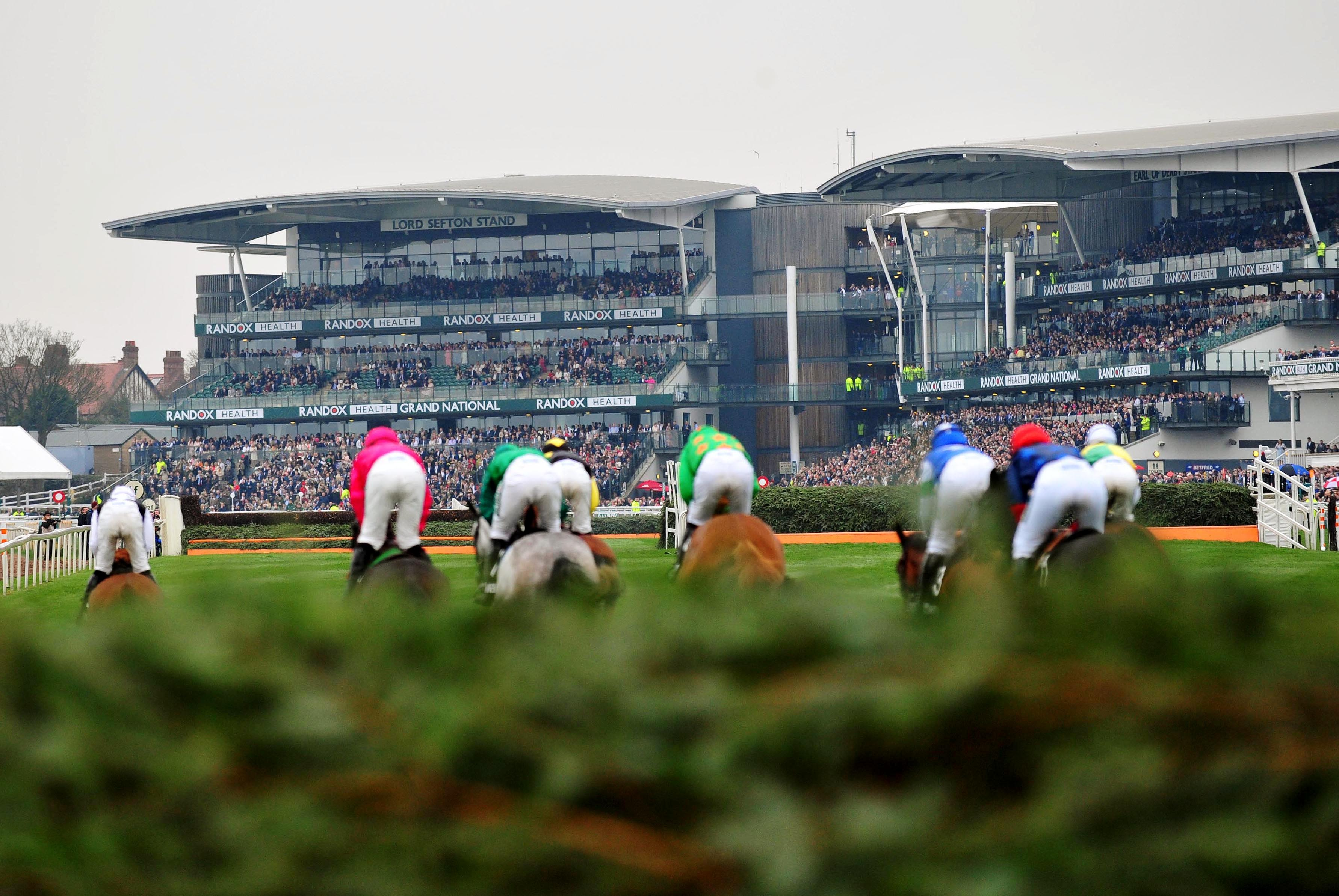 The Grand National was first run in 1839 but this year's race will not take place (Focusonracing0