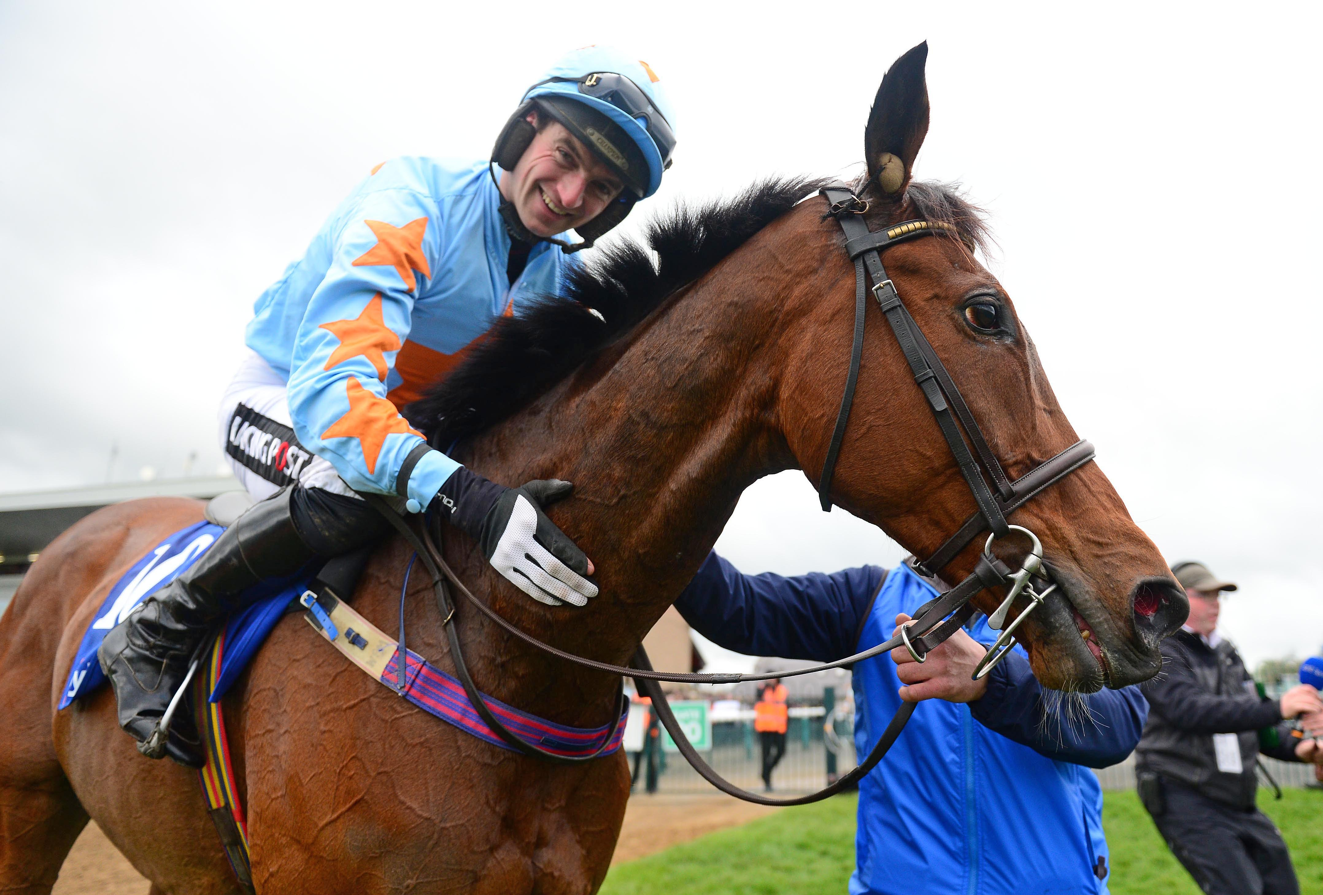 "Un De Sceaux is ""brilliant little horse for the yard"""