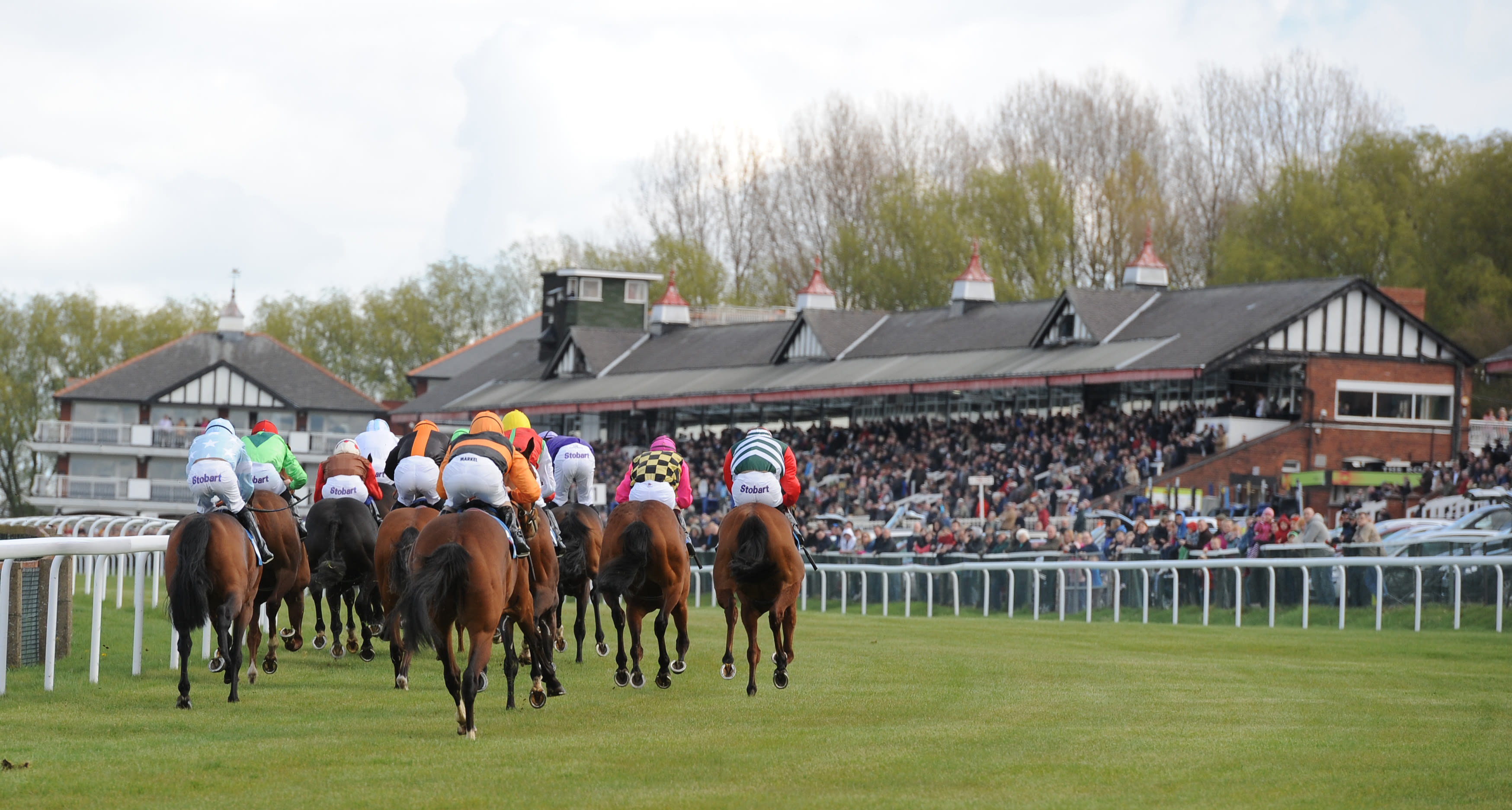 Pontefract is set to stage racing on June 10 and 15