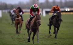 Horse Racing - Betfair Super Saturday - Newbury Racecourse