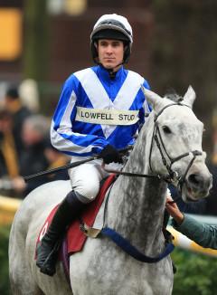 Horse Racing - Haydock Racecourse