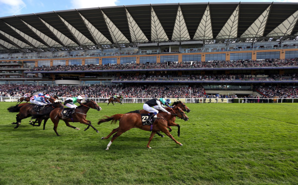 Horse Racing - The Royal Ascot Meeting 2015 - Day Two - Ascot Racecourse