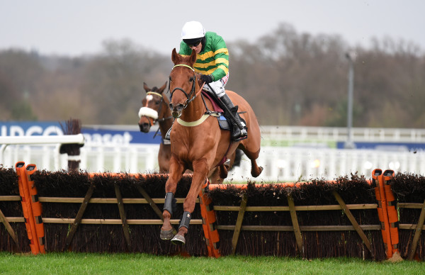 2015 Christmas Racing Weekend - Day One - Ascot Racecourse