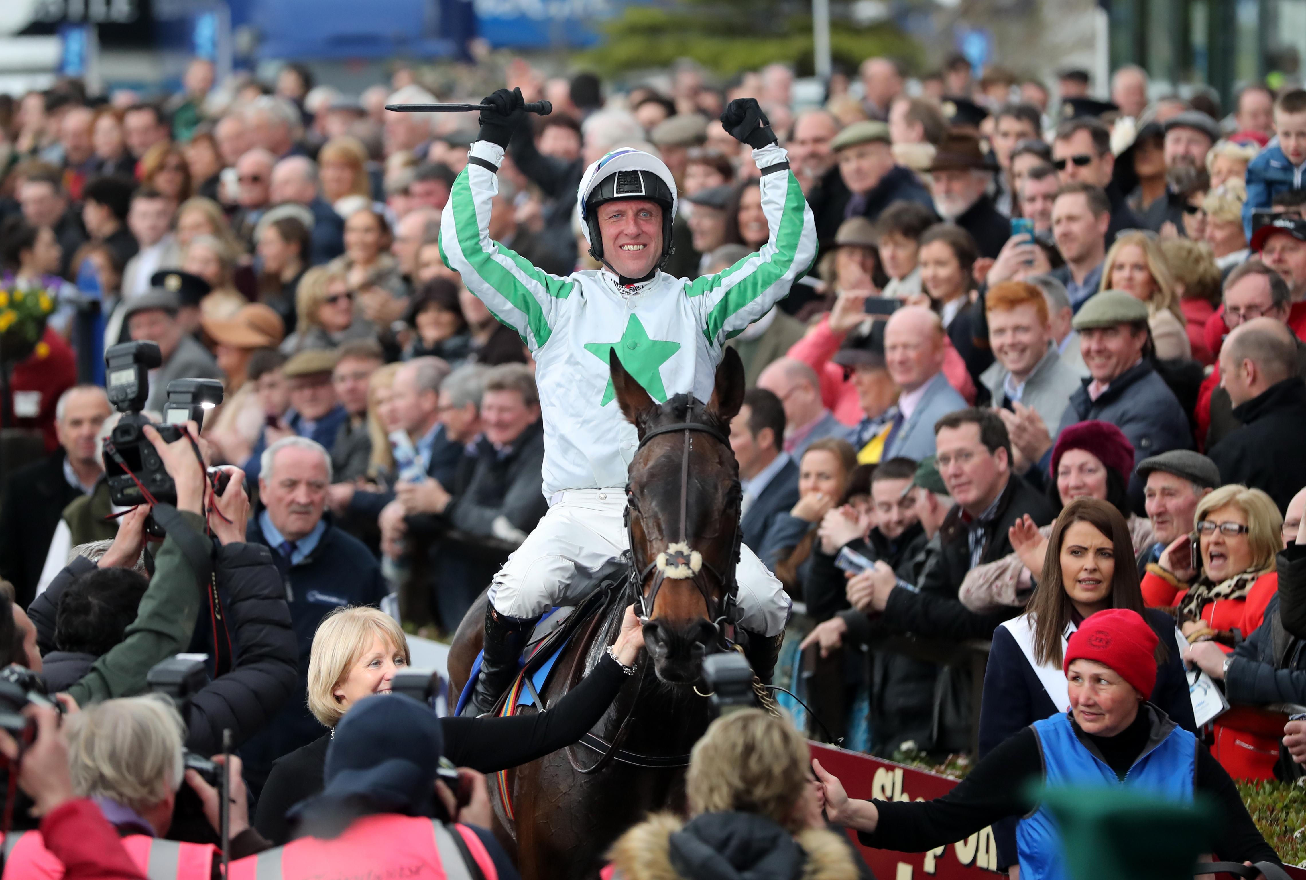 The Easter Festival - BoyleSports Irish Grand National Day - Fairyhouse Races