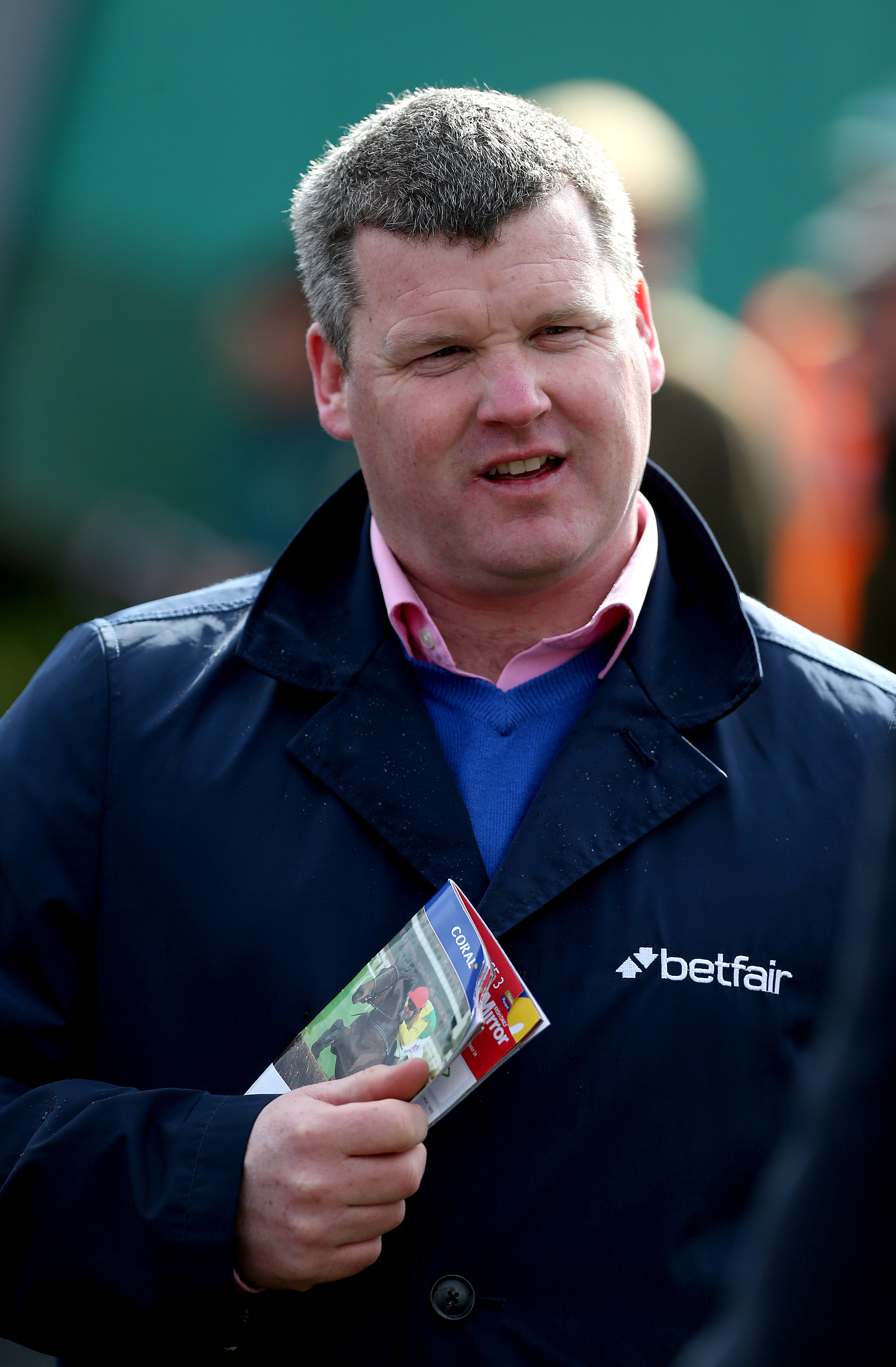 Punchestown Festival - Day Two - BoyleSports Champion Chase Day
