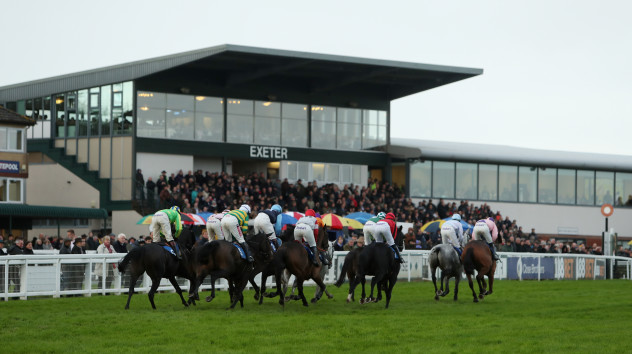 Exeter Racecourse: Today's Results & Betting