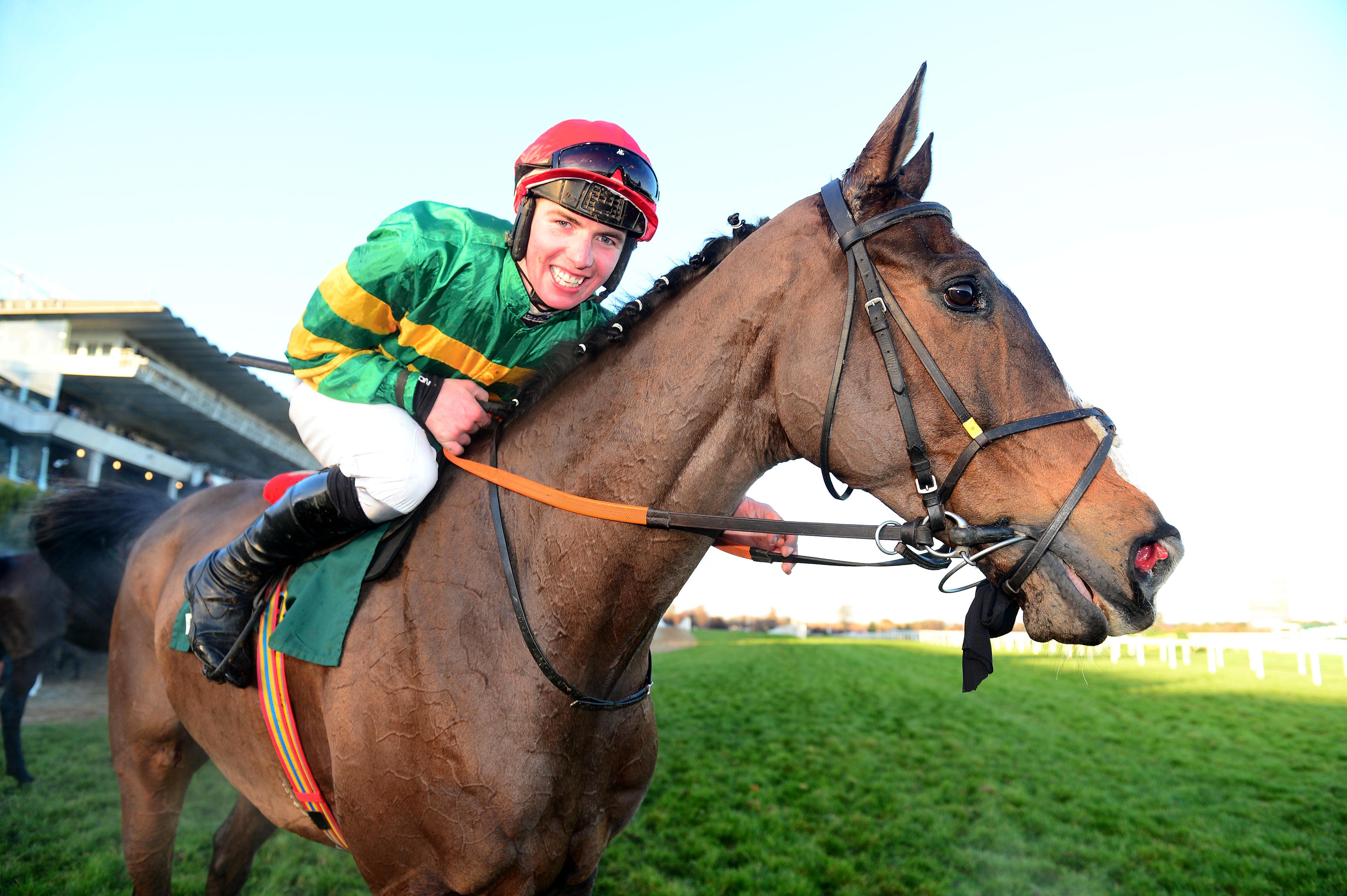 Ainbale Fly has run well in two previous renewals of the National
