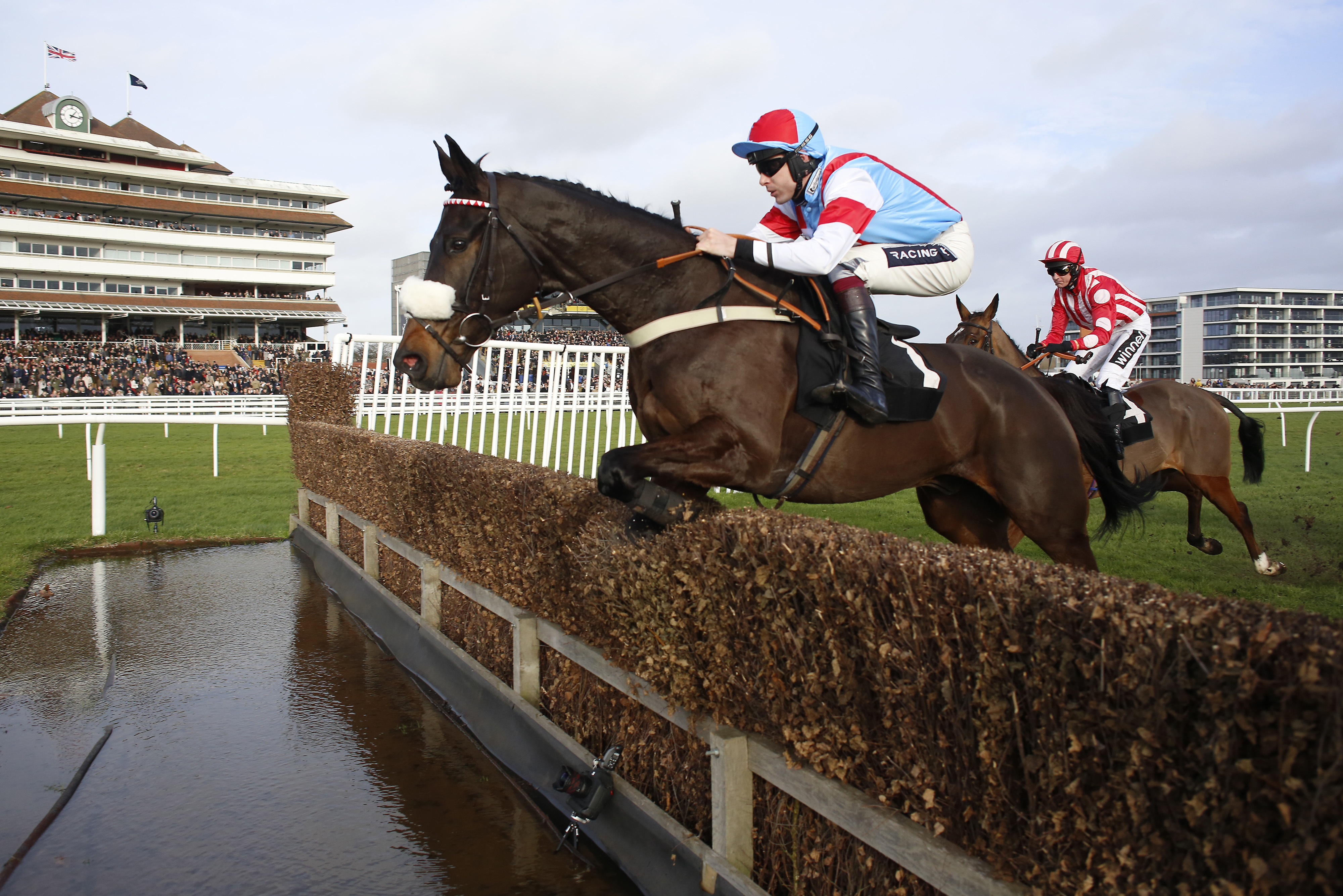 Betfred Challow Hurdle Day - Newbury Racecourse
