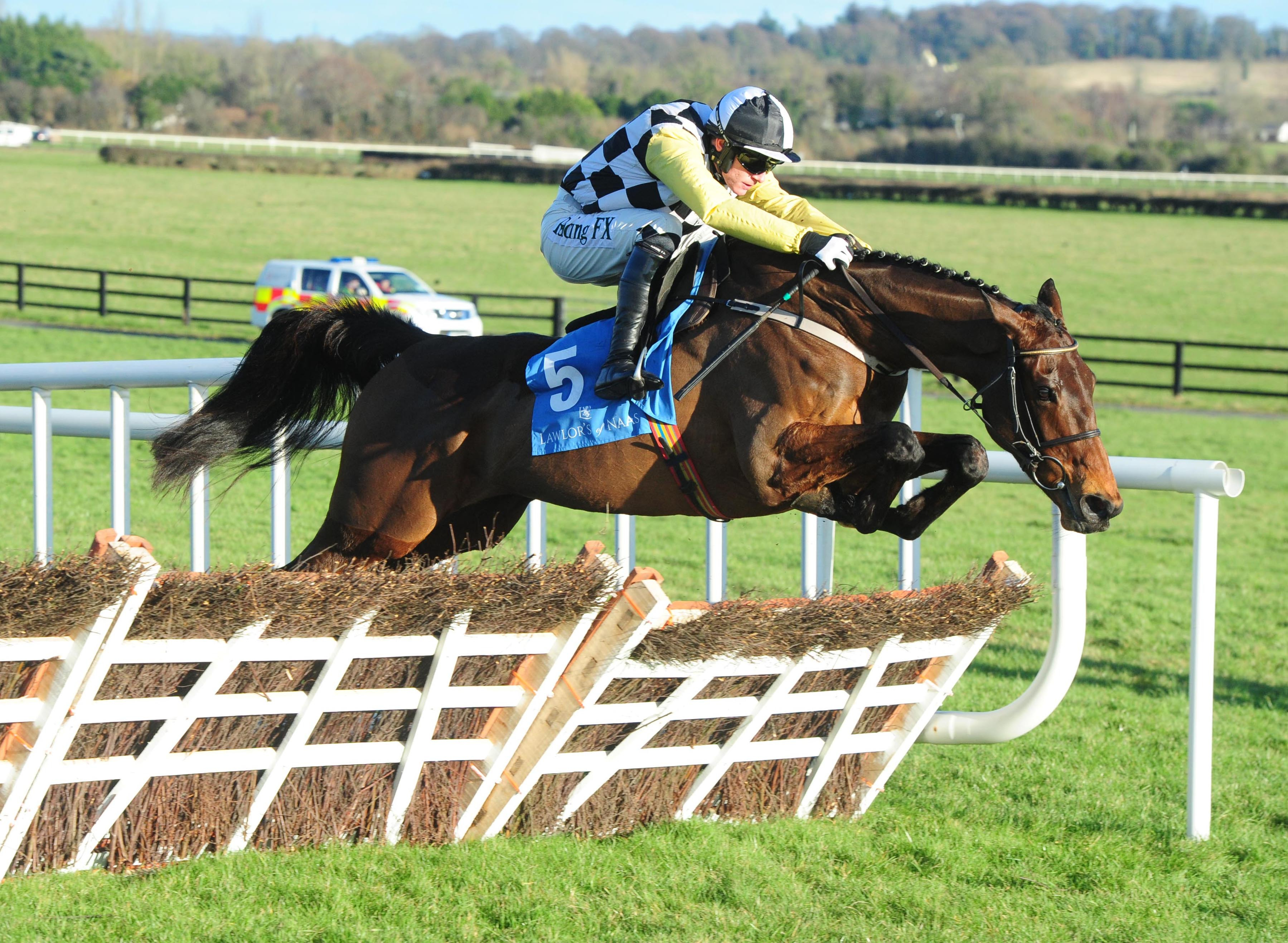 I'm hoping Next Destination turns into an RSA Chase contender this season