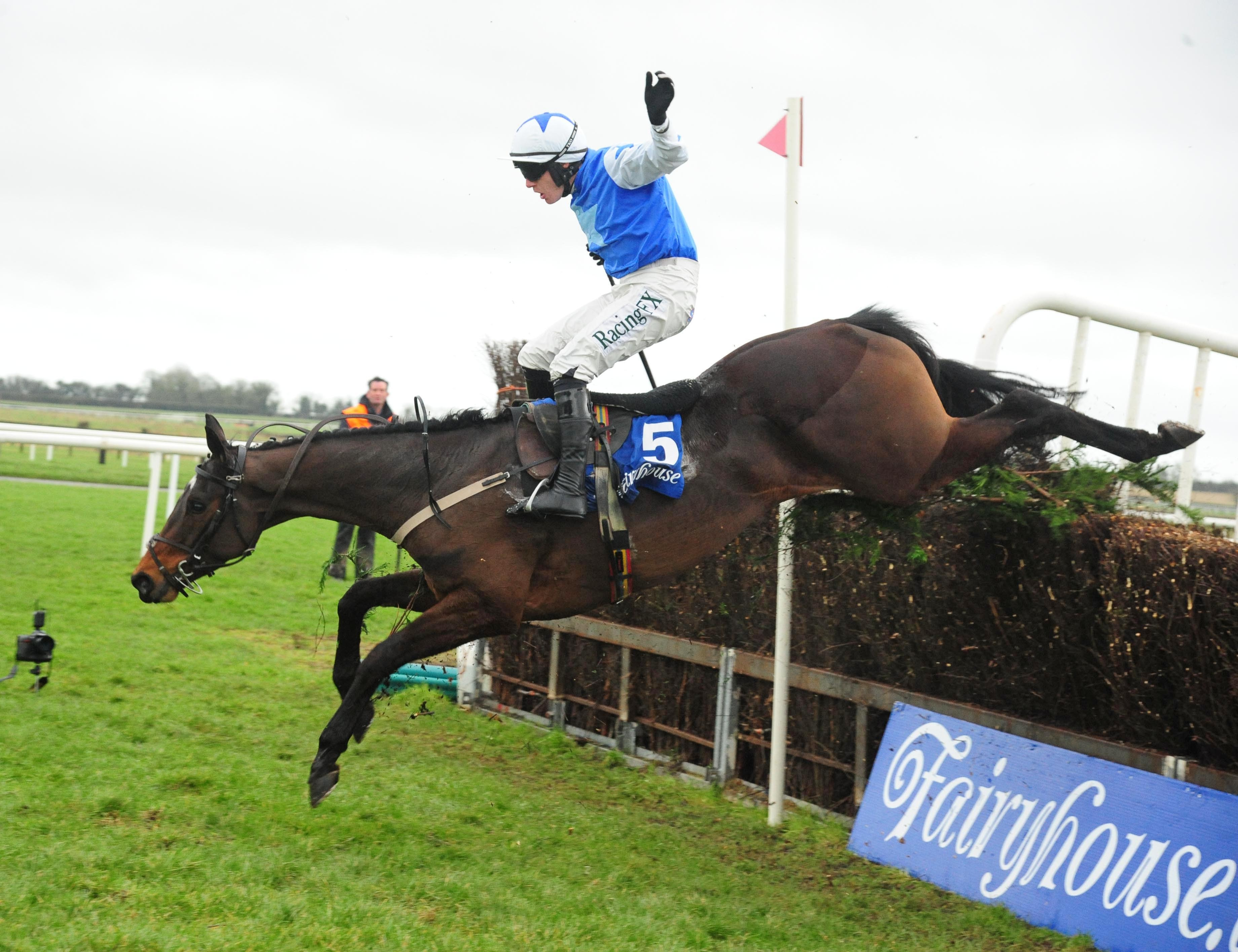 Kemboy's jumping has not been without blemish (PA)