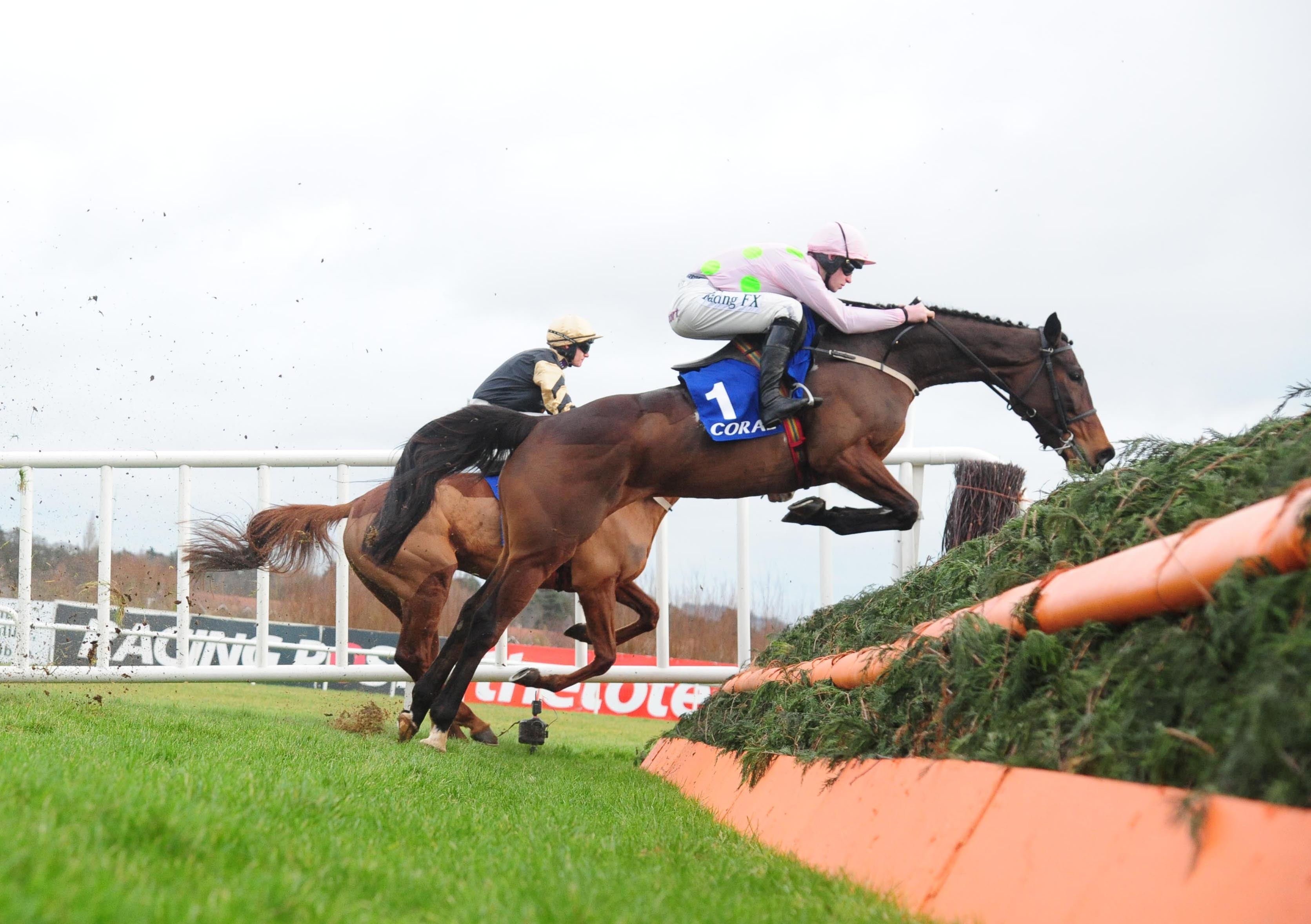 Min has starred at the Dublin Racing Festival for the past two years