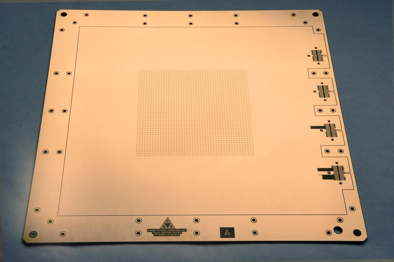 IC256 prototype panel