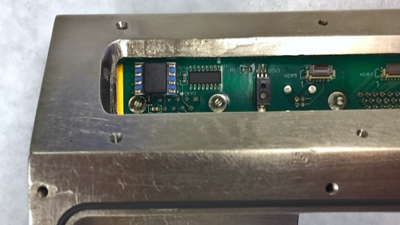 Sensor Board Closeup