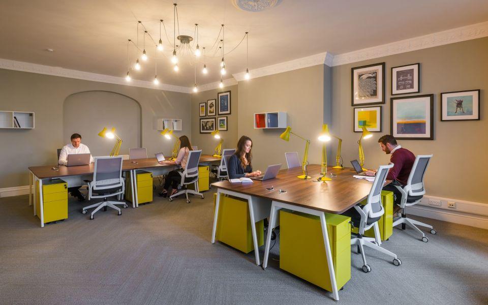 Office space at Wilderspool Park