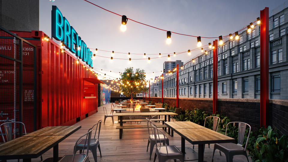 Englands first BrewDog hotel coming to Bloc in summer 2021