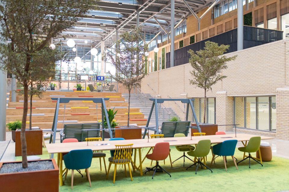 Glasshouse coworking