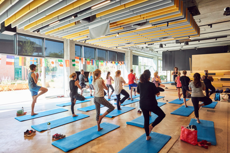 Access to our LoveFit wellbeing event series