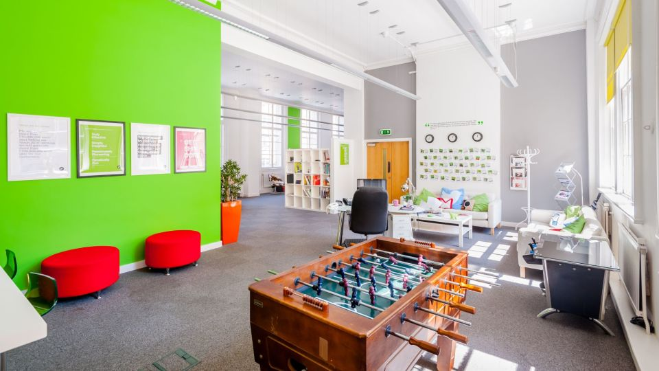 Office space example