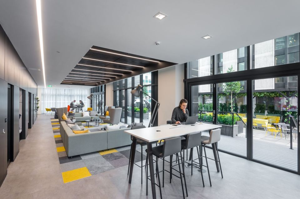 Neo coworking