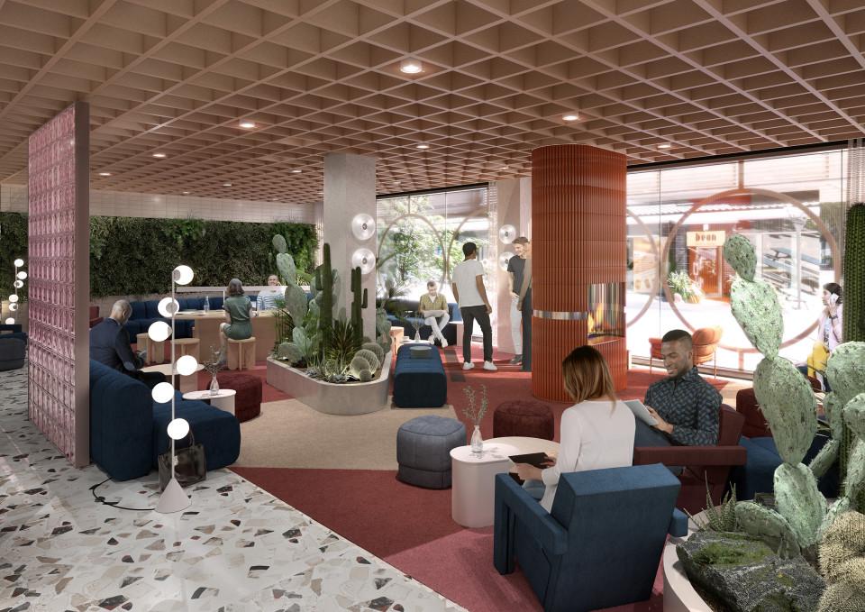 The Plaza reception
