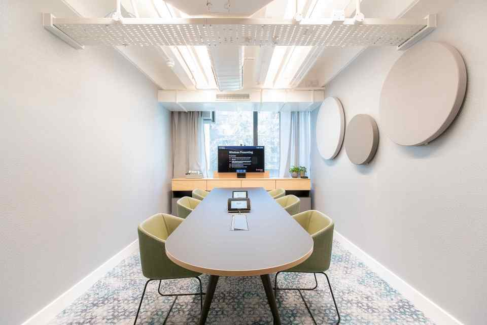 111 Piccadilly meeting rooms